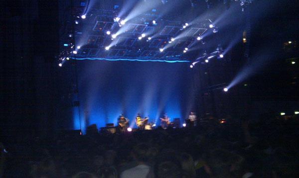 Die Beatsteaks aus Berlin live