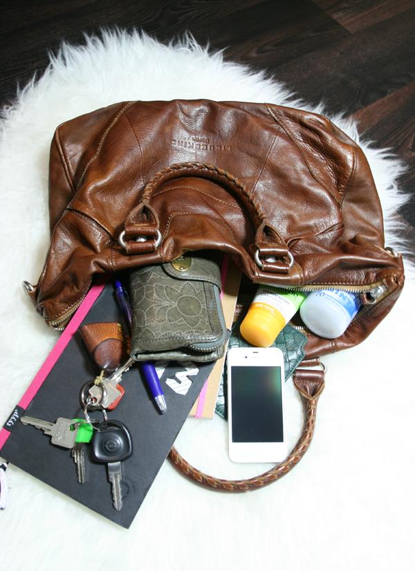 What's in my bag! – Bezauberndes Leben
