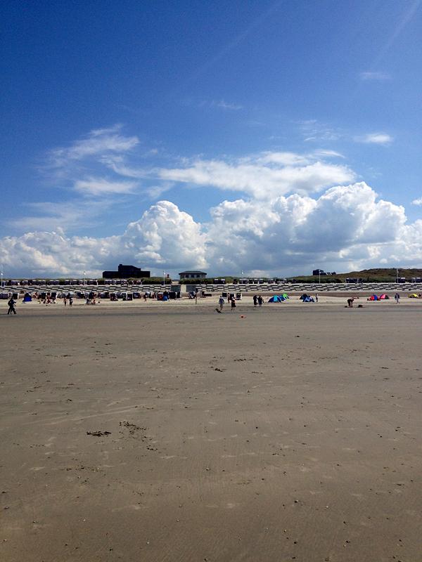 Strandpromenade Norderney 12 von 12