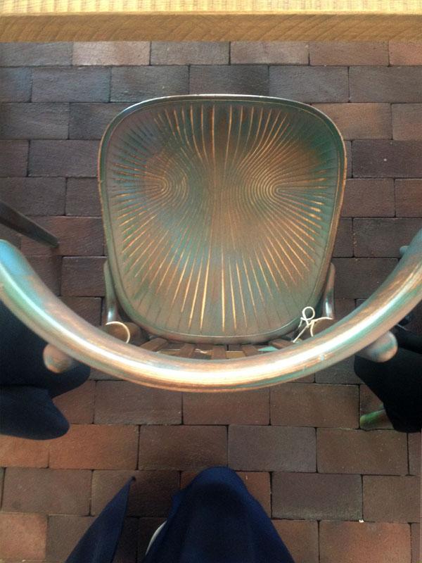 Stuhl Cornelius Norderney 12 von 12