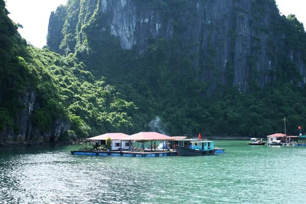 Fischerhaus Ha-Long Vietnam
