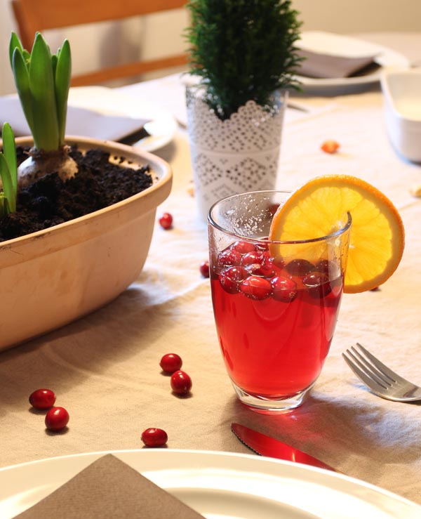 Cranberry Margarita Rezept