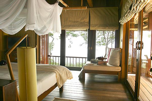 Schlafzimmer Six Senses Nha Trang Vietnam
