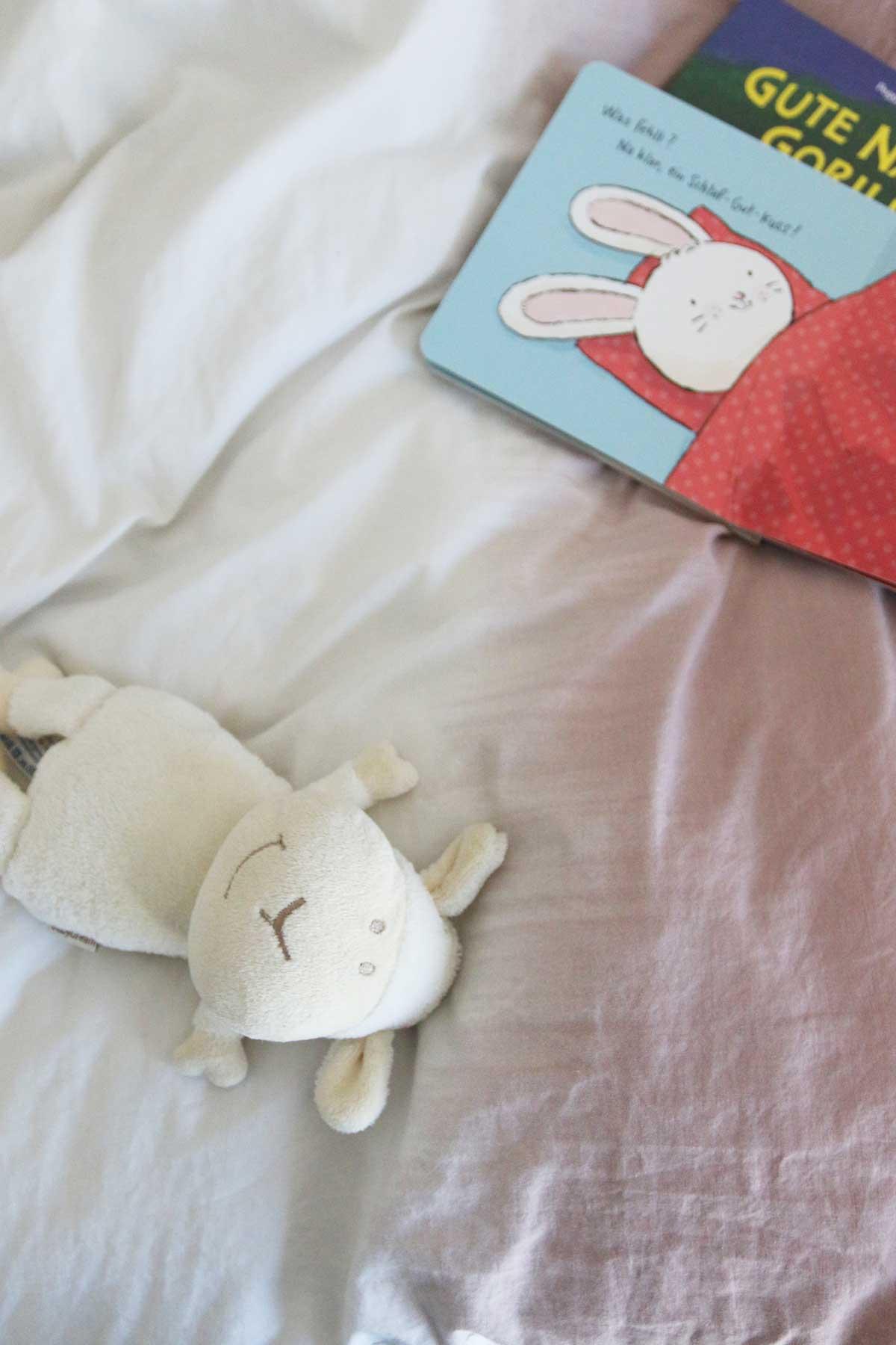 Babyerstausstattung Gute Nacht Gorilla